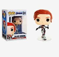 Funko Pop! Black Widow #457 Marvel Avengers Endgame Exclusive Rare Vaulted