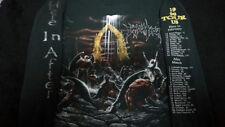 IMMOLATION Shirt Suffocation morbid angel cannibal corpse devourment Carcass RAR