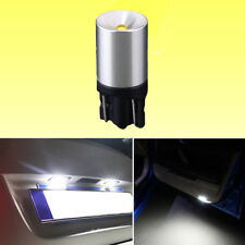 2PCS 3W CREE White T10 LED Bulbs Car Parking Positon Lights 168 194 2825 W5W