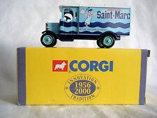 Camionnette de Livraison Morris Van Saint-Marc - Corgi 1:60