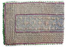 antike afghan Nomaden gestickte Geldbeutel beutel bag Portemonnaie Geldbörse N12