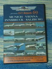 Just planes DVD - Munich Vienna Innsbruck Salzburg Int'l Airports 69