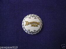 DRUMMOND BROS BEER UNUSED BOTTLE CAP PLASTIC LINER LOU KY '77 FALLS CITY LOU KY