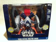 Starwars Clone Wars Radio Control Hailfire Droid Factory Sealed!