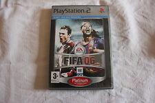 PLAYSTATION 2 FIFA 06 PLATINUM