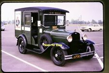 California Ford Model A Mail Truck at Louisville in 1964, Original Slide aa 8-5a