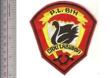 Bosnia Republic Army Special Forces Black Swans P.L. Bih Crni Labudovi 4 x 3.75