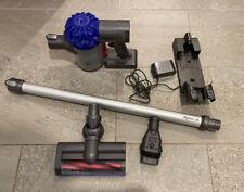 Dyson V6 Multi Floor Cordless Stick Vacuum Cleaner Sweeper Purple