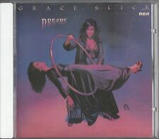 GRACE SLICK -Dreams CD -1980 Album Re-Issue-RARE Korean Press/Jefferson Airplane