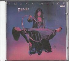 GRACE SLICK -Dreams CD -1980 Album Re-Issue-RARE Korean Press/Jefferson Airplane