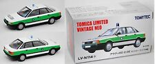 TOMICA LIMITED/Tomytec lv-n114a AUDI 80 2.0e (b3) Police 1:64