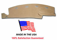 1994-1997 Dodge Ram 3500 Pickup Beige Carpet Dash Board Cover Made in USA DO92-8