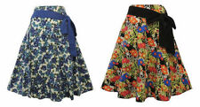 100% Cotton Vintage Skirts for Women