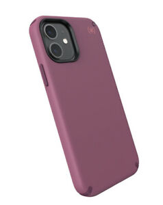 NEW! Speck Presidio 2 PRO Pink Soft Touch Slim Rugged Case for iPhone 12 Pro Max