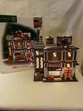 New ListingDepartment 56~Christmas In The City~Coca-Cola Bottling Company Lighted Building