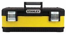 Stanley 1-95-614 Cassetta Porta Utensili con Corpo da Metal e Plastic 26 gial
