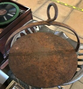 Vintage Cast Iron Romany Skillet