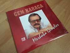 New TURKISH PSYCH FUNK LP  - Cem KARACA - Merhaba Gencler  SEALED ALBUM