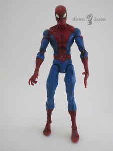 Toybiz Marvel Spider-Man Classics Super Poseable Spider-Man Red & Blue Figure