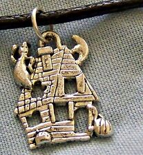 HAUNTED _ GHOST _ HOUSE --- NECKLACE  -- (GREAT_CHRISTMAS_GIFT)
