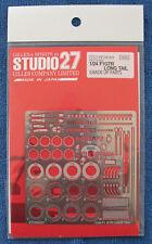 Studio27 1/24 McLaren F1 GTR Long Tail Grade-Up Parts Sealed Pkg Aoshima Fujimi