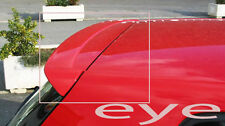 VW POLO MK5 V MK6 VI GTI  REAR ROOF SPOILER
