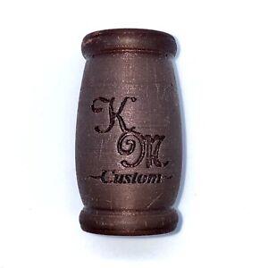 3D PRINTED WOOD CLARINET BARREL