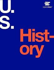 US HISTORY BY OPENSTAX TEXTBOOK