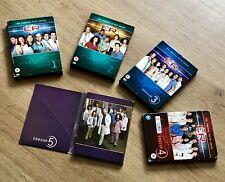 ER E R Complete Series 1-5 Season 1-5 E.R Seasons 1.2.3.4.5
