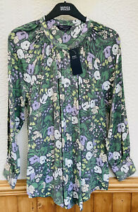 Marks and Spencer ladies blouse size 10 RRP £35