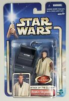 STAR WARS ATTACK OF THE CLONES ANAKIN SKYWALKER OUTLAND PEASANT DISGUISE INSERT