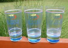Lot 3 -US Open 2013 Tennis Champions Commemorative Collectible Glass Grey Goose