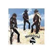 CDs de música hard rock motörhead