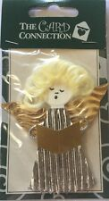 CHOIR ANGEL Embellishment(1pc)Catd Connection•Christmas•Singing•Church •Wings•••