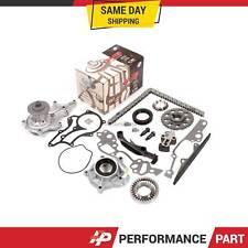 85-95 Toyota 2.4 22R 22RE 4Runnner Heavy Duty Timing Chain Kit Water Oil Pump
