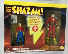 DC Direct Deluxe Action Figures - Transforming Shazam Figure Play Set Sound Chip