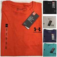 Under Armour Men's short sleeve Heat Gear t-shirt (RUNNING-TRAINING-GYM-SPORTS)