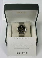 Zenith El Primero Pacific Chronograph automatic cal. 400 full set top