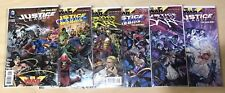 Justice League Of America 2013 New 52 Lot Trinity War