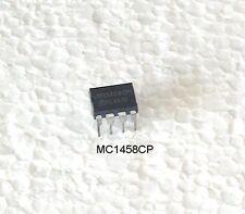MC1458 DUAL HIGH PERF. OP. AMPLIFICATORE 8DIP