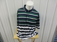 Rlx Polo Golf By Ralph Lauren 2016 Pga Baltusrol Xxl Grn/Navy Sewn Polo Nwt