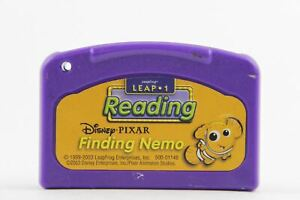 Leap Frog LeapPad FINDING NEMO / Leap 1 Reading ~ Cartridge Only