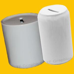 Personalised Custom Money Box - Money Safe Tip Jar Christening Gift Kids Gift