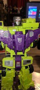 Transformers Generations Combiner Wars Devastator Was UPGRADED