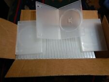 5X STANDARD Clear Single DVD Cases
