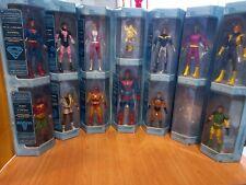 Dc Universe Adult Collector Coffret Figurines Mattel 14 Pieces En Boite Superman