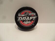 2017 NHL Draft Hockey Puck - BRAND NEW!  Chicago Blackhawks