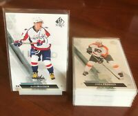 2013-14 SP Authentic Hockey ** You Pick ** Combined Shipping