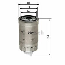 Filtro De Combustible Bosch 1457434187-SINGLE