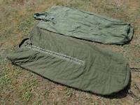 WW2 Typ Wehrmacht Vintage Schlafsack mit Hülle sleeping bag + cover TYP1